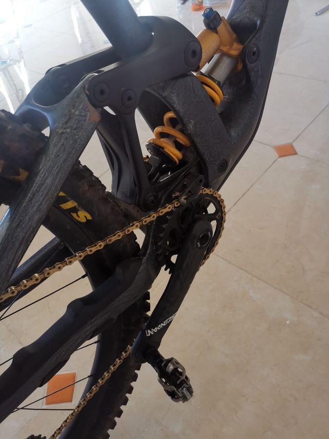 Specialized Enduro S-Works MTB