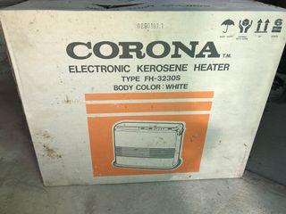 Estufa keroseno FH-3230-S Blanca