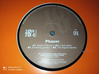 Phazer# Roots Of The Sun
