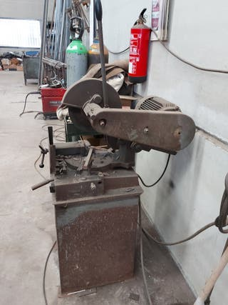 maquinas circular cortadoras de hierro