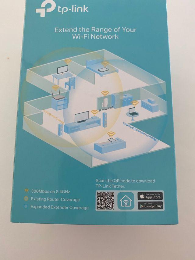 Tp- Link AV 600 Powerline wi-fi
