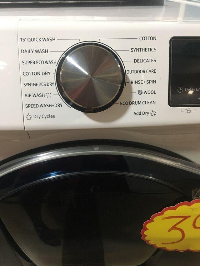 Lavadora Samsung ecobubble