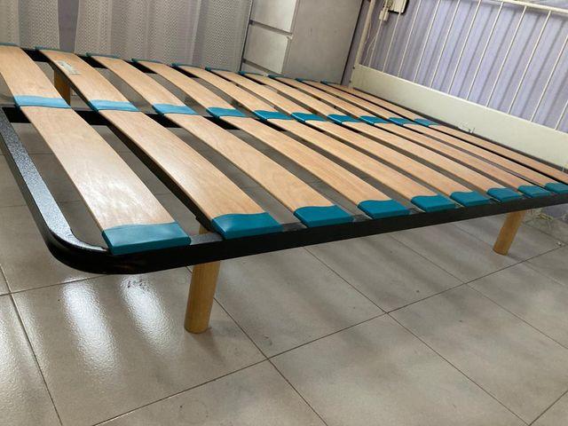 Somier para colchón de 150 x 190 cm