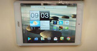 Tablet Acer Profesional SEMINUEVA + Funda nueva