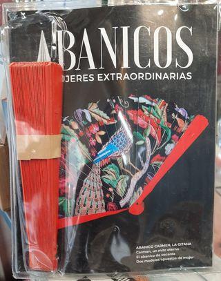 ABANICOS MUJERES EXTRAORDINARIAS #5