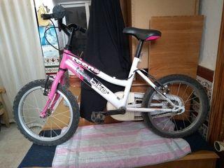 Bicicleta infantil niñ@