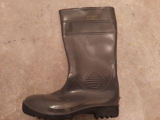 botas de agua de trabajo