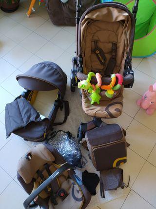 Concord Neo mobility con bolsa Papa Bag muy buen e