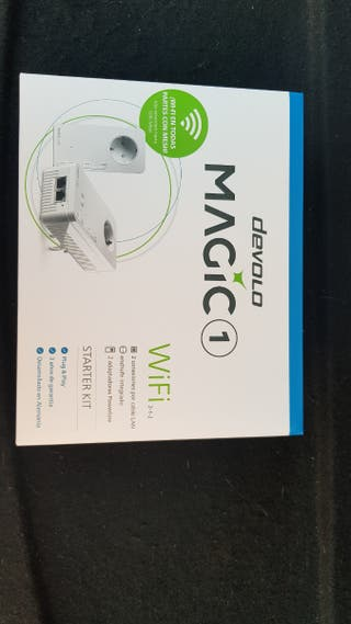Devolo magic 1 REPETIDOR SEÑAL WIFI