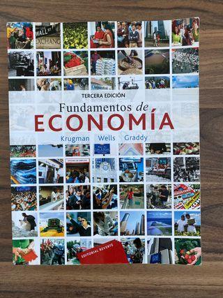 Libro Fundamentos de Economía