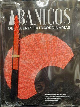 ABANICOS MUJERES EXTRAORDINARIAS #6