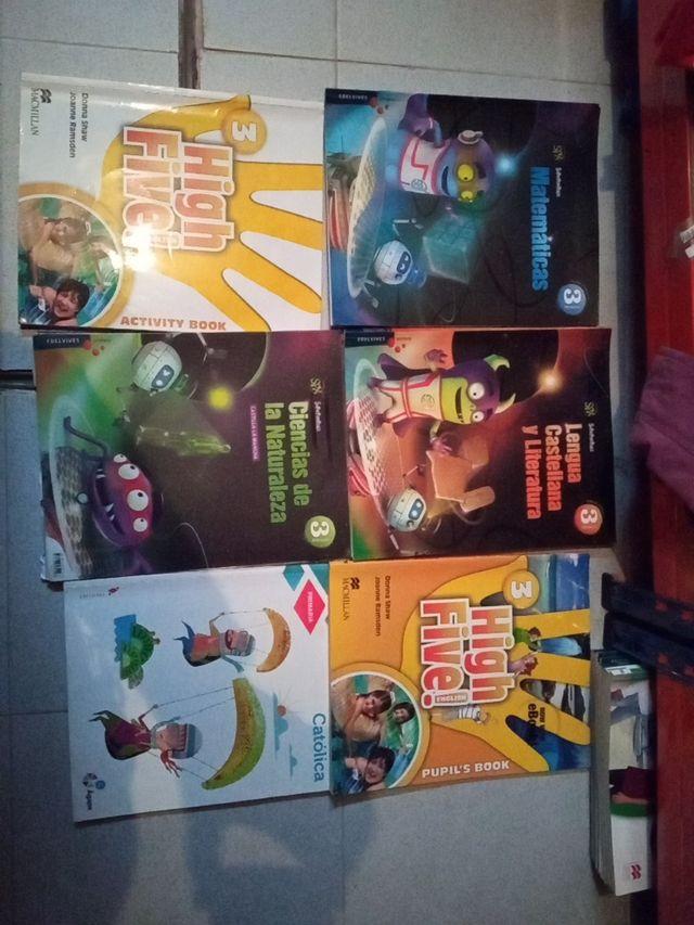 libros tercero de primaria edelvives