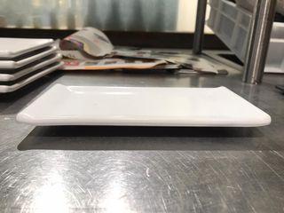Fuentes rectangulares blancas
