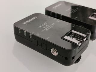Transmisor Receptor Flash