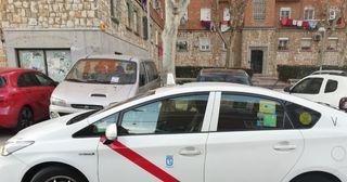 VIERNES IMPAR Venta de Licencia taxi