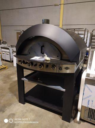 hornos de pizza de acero inox