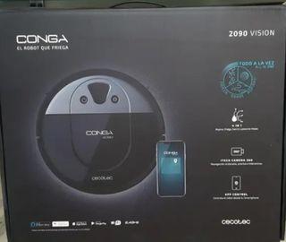 CONGA 2090 ASPIRA Y FRIEGA