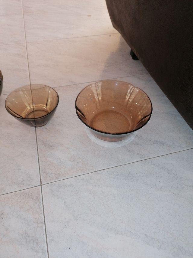 3 bols y una ensaladera