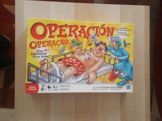 Juego Operaciones