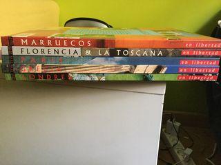 5 libros de viajes
