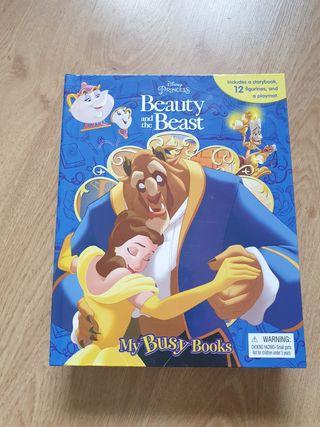 libro la bella y la bestia