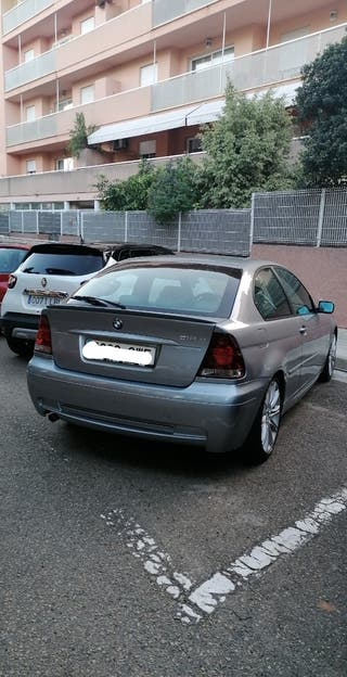 BMW 318 ti 2004