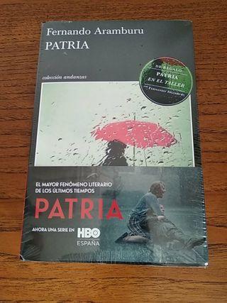 Patria, de Fernando Aramburu