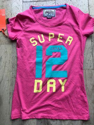 Camiseta Superdry talla L