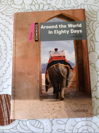 ARROUND THE WORLD IN EIGHTY DAYS LIBRO EN INGLÉS
