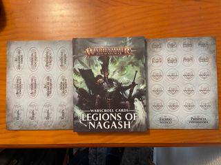 Warhammer Legions of Nagash