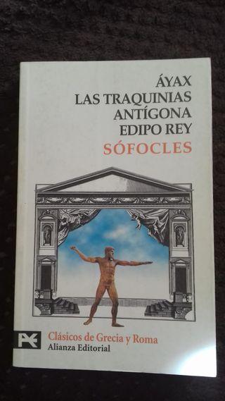Obras de Sófocles