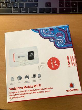 Router Mobil - vodafone mobile wifi r201