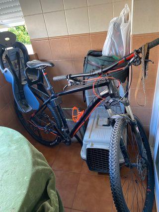 Bicicleta ghost kato 7