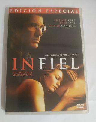 DVD INFIEL