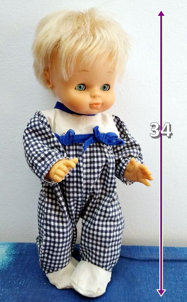 Muñeco de FAMOSA