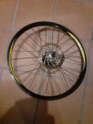 llanta de 20 pulgadas para bici freno de disco
