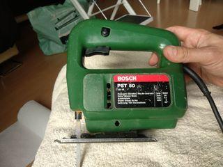 caladora Bosch modelo PST50