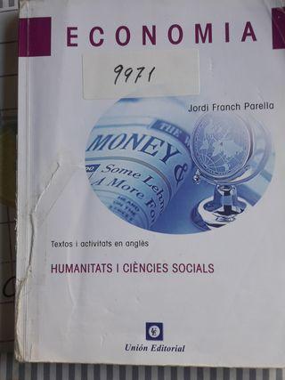 Libro economia ISBN 9788472096011