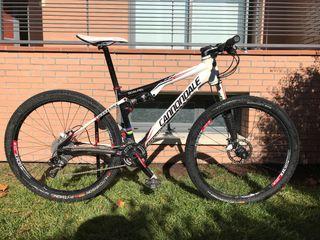 Bicicleta montaña Cannondale Scalpel