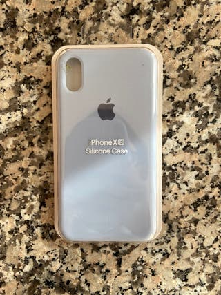 Funda azul/ Lila iPhone XR