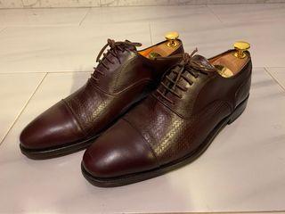 Zapatos vestir Scalpers burdeos