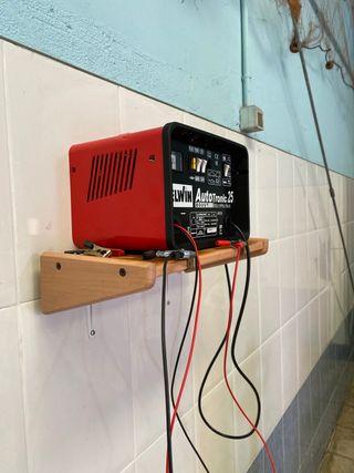 Cargador y arrancador de batería 12 v y 24 v