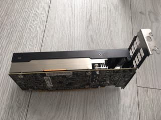 Tarjeta grafica KFA2 GeForce GTX 1050 Ti LP 4GB