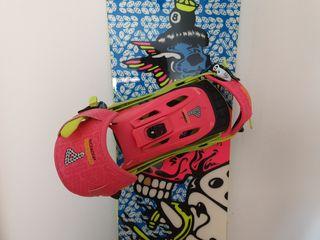 Tabla Snowboard Salomon Sanchez