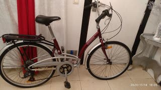 bicicleta btwin en perfecto estado