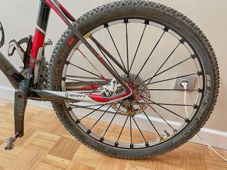 Bicicleta Scott Scale 35