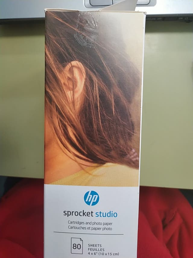 Hp sprocket studio