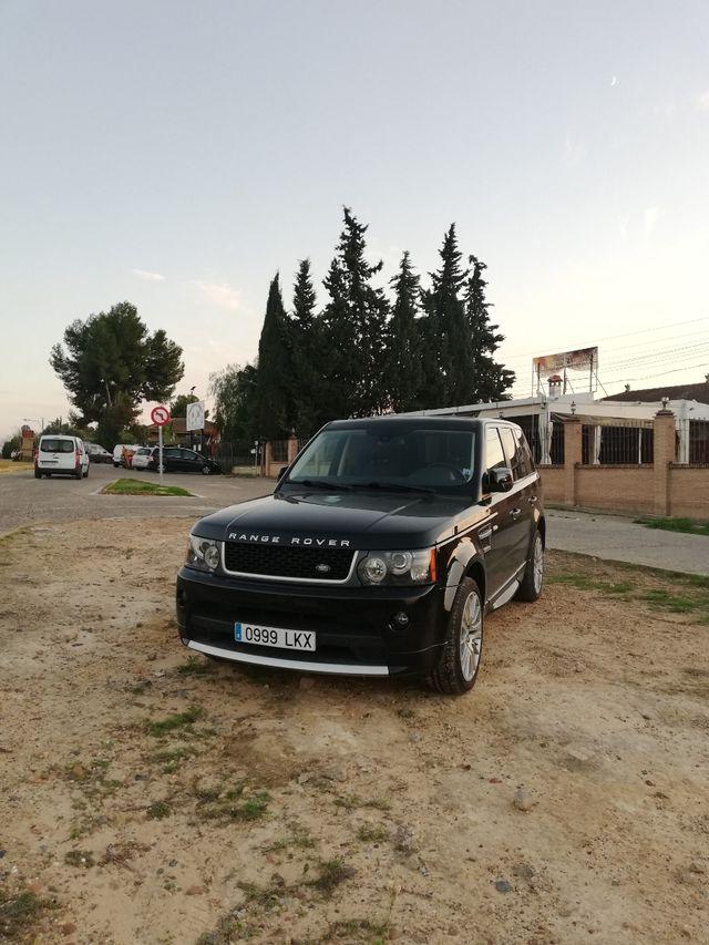 Land Rover Range Rover Sport 2011