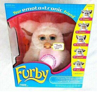 Furby emoto tronic