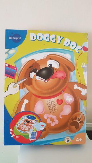 Doggy dog imaginarium.Juego operacion veterinario